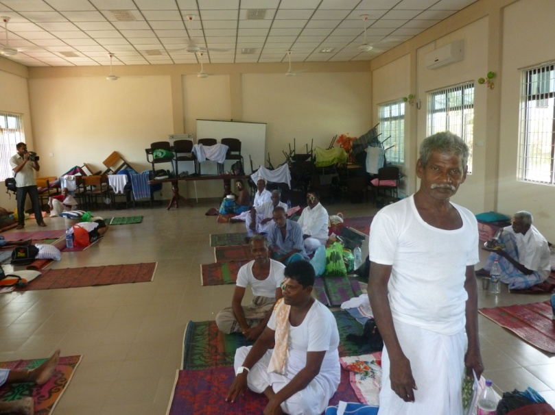 Cataract Surgery Camp in Mannar