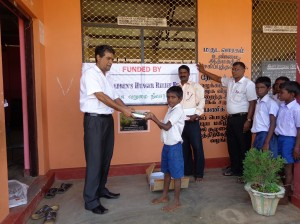Ex Books Donation 01 Iynkaran Vidyalayam